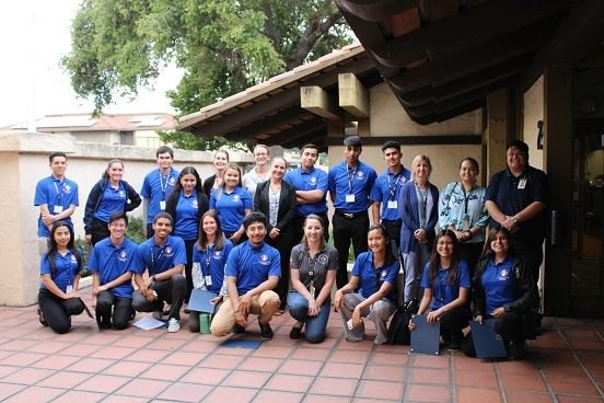 Summer Internship Program Participants