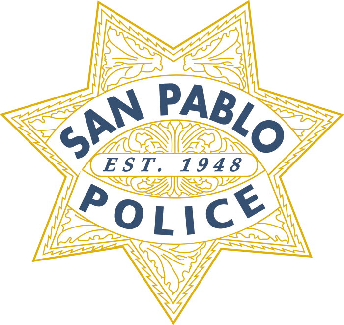 San Pablo Badge