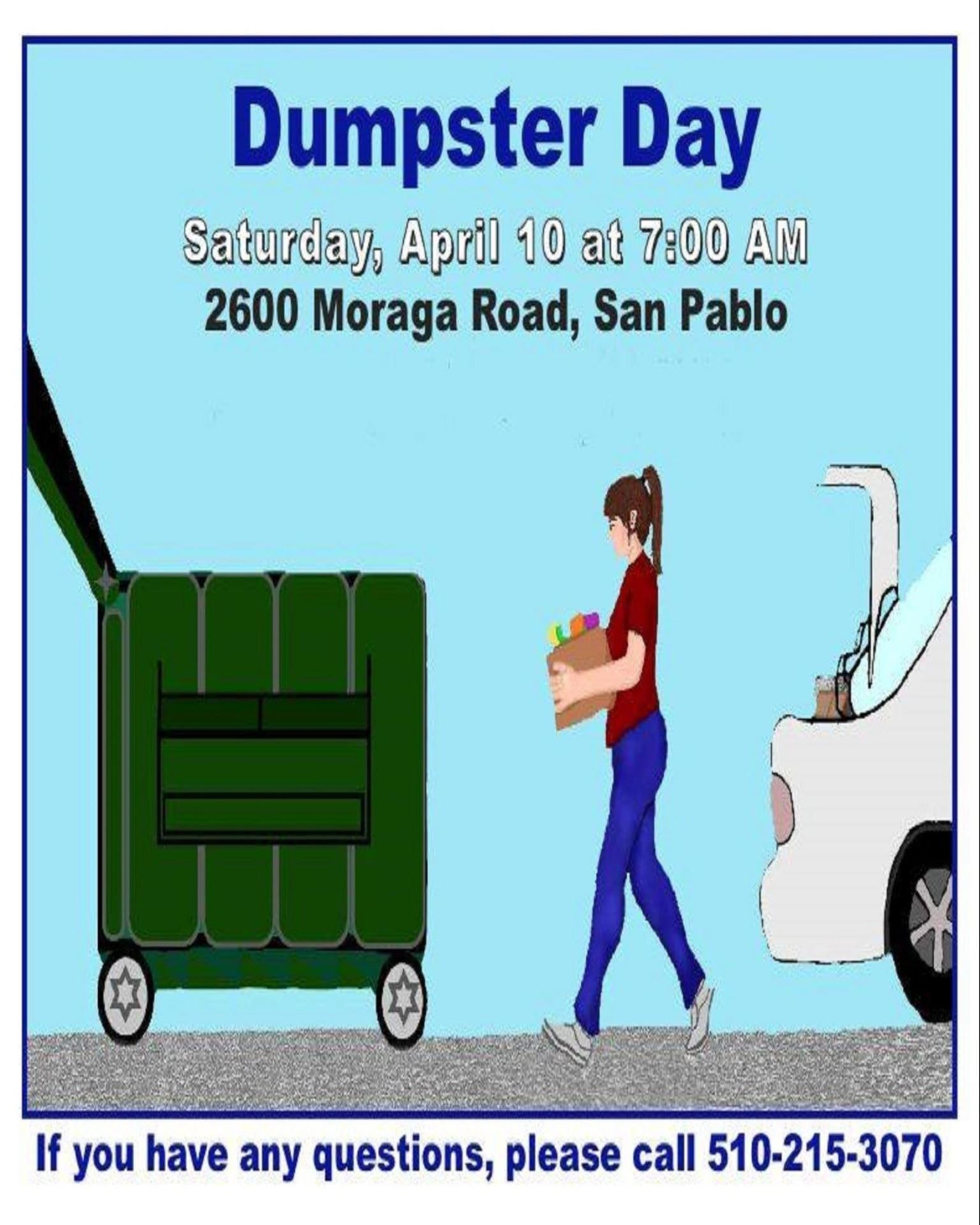 Dumpster Day 041021