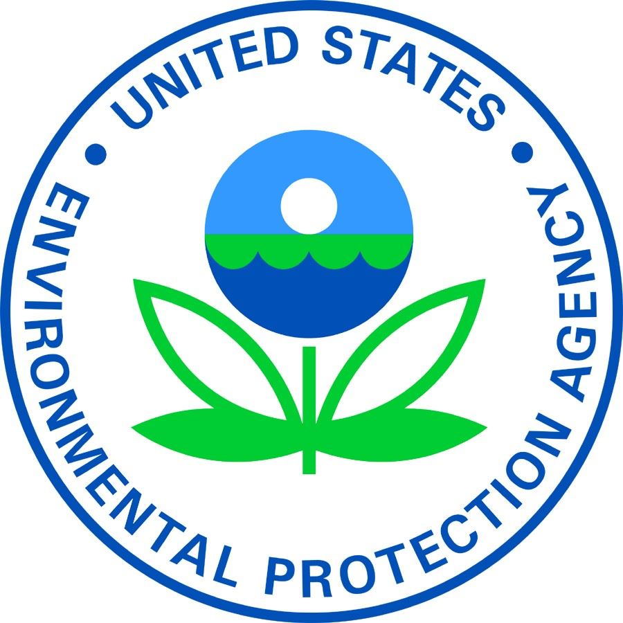 Logo for the Environmental Protection Agency